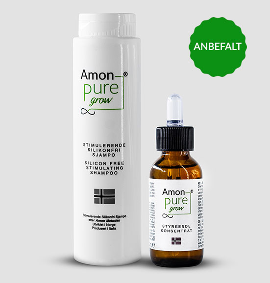 puregrow - online hair loss products